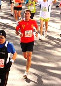 VicenteFerrio  NYC maraton